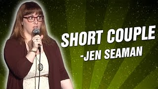Jen Seaman: Short Couple (Stand Up Comedy)