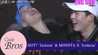 Jackson & Jooheon, Celeb Bros  S5 EP4