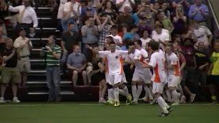 Lamar Hunt U.S. Open Cup: Michigan Bucks vs. Chicago Fire: Highlights - May 29, 2012