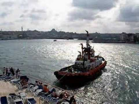 Teoman İstanbul da Sonbahar