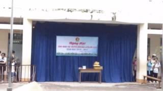 8a2 Trường TH THCS Nguyễn Hiền nhảy Bống Bống Bang Bang(365 DABAND)