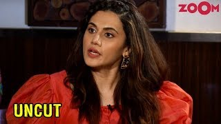 Taapsee Pannu on lack of appreciation, future films, trolls & more   Exclusive   Full Interview
