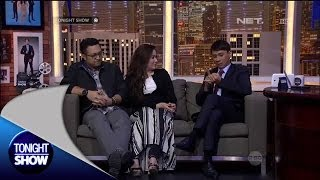 Video Parodi Ari Sihasale Tataplah versi Tonight Show