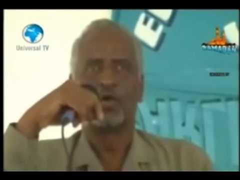Somali- Qanyare oo meel walba taagan