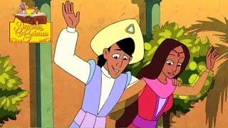 Aladdin - Simsala Grimm HD   Dessin animé des contes de Grimm