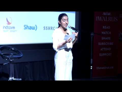 Writing, success, how to step back | Rupi Kaur | Walrus Talks