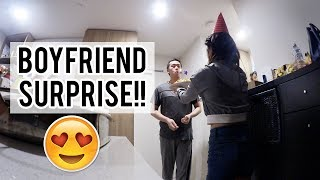 Birthday Surprise for my BOYFRIEND!! ❤️