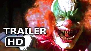 CIRCUS KANE (2017) Trailer - Horror Movie HD