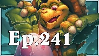Funny And Lucky Moments - Hearthstone - Ep. 241
