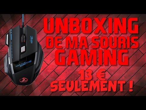 Unboxing de la Souris VicTsing® 5500 DPI | BEST Souris Gaming à 8€ seulement ! [Fr] [HD]