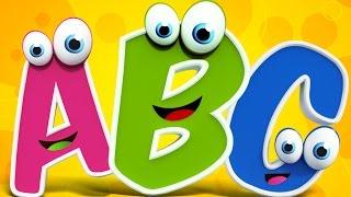 Bob The Train | ABC song | Alphabets song | nursery rhymes | 3d rhymes