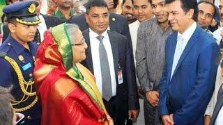 প্রধানমন্ত্রী শেখ হাসিনার সাথে কি বিষয়ে কথা বললেন নায়ক ইলিয়াস কাঞ্জন | Elias Kanchon | Bangla News
