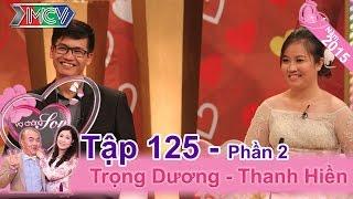 Xúc động tâm tư của nàng dâu trẻ dành cho gia đình chồng | Trọng Dương - Thanh Hiền | VCS 125