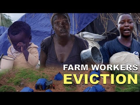 Farm Workers Evicted