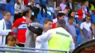 Atacante chuta torcedor, fica detido e se desculpa: 'Só queria assustá-lo'