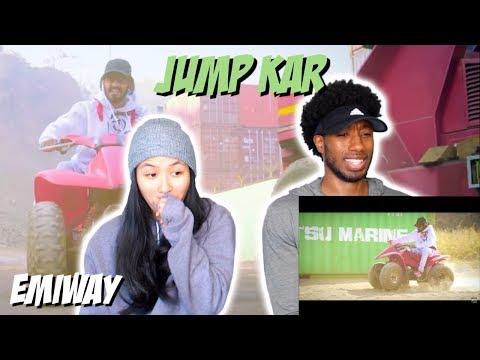 Xxx Mp4 FIRST TIME REACTING TO INDIAN RAP EMIWAY JUMP KAR MUSIC VIDEO REACTION 3gp Sex