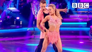 Ashley Taylor Dawson & Ola dance the Salsa to 'Congo' - Strictly Come Dancing - BBC One