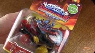 Skylanders Superchargers Hot Streak Unboxing