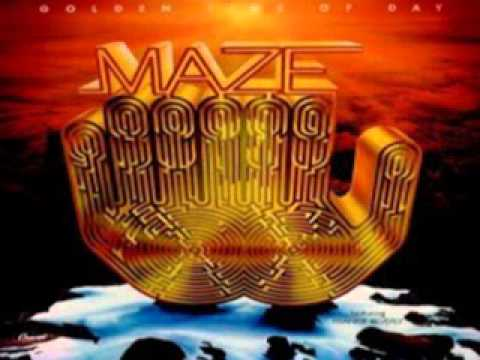 Maze featuring Frankie Beverly Golden Time Of Day 1978 R&B