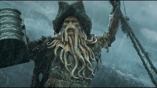 Davy Jones Death - Pirates of the Caribbean: At World's End