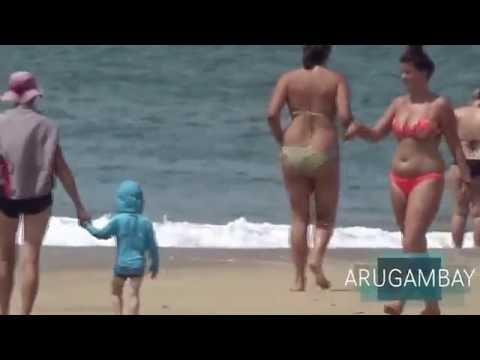 Sri Lanka tourism Arugambay Beach【SRI LANKA info TV】