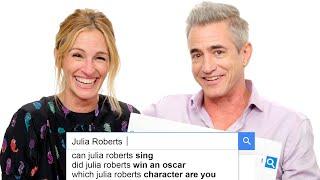 Julia Roberts & Dermot Mulroney Answer the Web