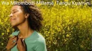 Ninao Wimbo Mzuri (Tangu kuamini)
