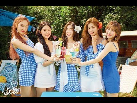 레드벨벳 Red Velvet Power Up 파워업 1시간 반복재생