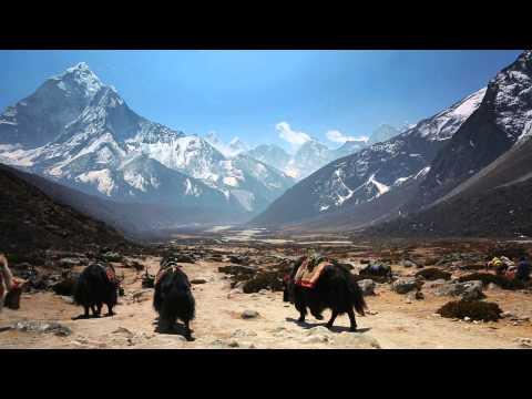 Trek the mountains of Khumbu, Nepal in Google Maps