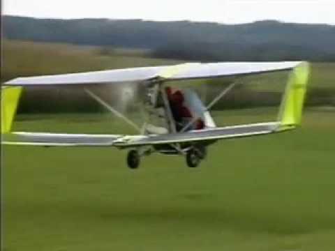 Sunny Boxwing flight experience