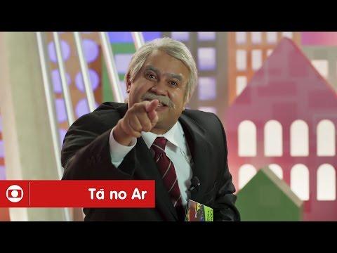 Tá no Ar: a TV na TV| Cenas exclusivas da temporada 2016; assista