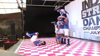 Justice Crew Dance N'BeatZ Perfomance Indian Street Dance Championship Mumbai