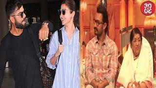 Anushka Tells Virat He Cannot Shave | Aamir Khan Attends An Award Ceremony