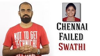 Chennai Failed Swathi | In Detail with Muthu | Vlog | Madras Central