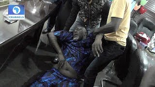How Dino Melaye Emerged, Slumped After Eight-Day Seige