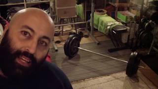 Fitness-YOUTUBER benutzt ( FALSCHE-Gewichte ) KREUZHEBEN bis 180 Kg KRAFTSPORT !