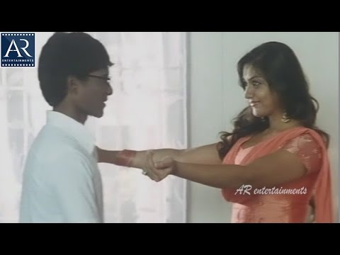 High School 2 Movie Scenes | Karthik and Namitha in Bedroom | AR Entertainments