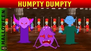 Humpty Dumpty (HD) | Nursery Rhymes | Halloween Special | Shemaroo Kids