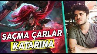 SAÇMA KARAKTERLER SERİSİ / KATARINA
