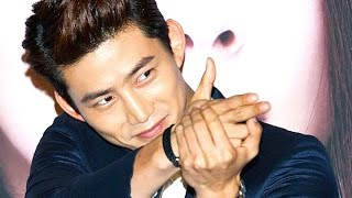 TAECYEON'S CELL NUMBER STOLEN BY FANS?