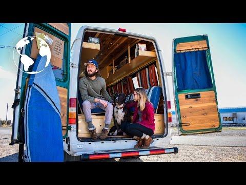 Beautiful Sprinter Van Conversion