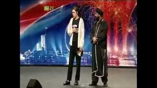 MICHAEL JACKSON Tribute  Signature FULL AUDITION on Britains Got Talent 2008