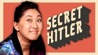 THE MOST INTENSE SECRET HITLER | Smosh Games
