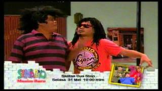 Promo Senario - Sketsa Bus Stop @ Tv3! (31/5/2011)