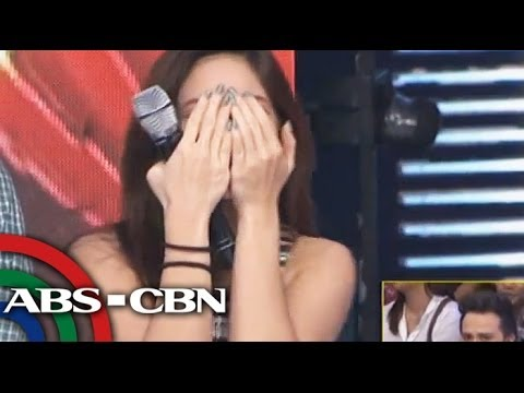 It's Showtime: Billy puts Coleen on the spot: Will you say yes?