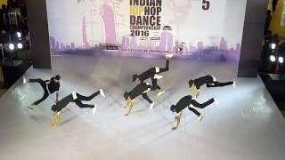 Phenomenal Dance Crew__【Mumbai】@ Indian Hip Hop Dance Championship 2016 Semi Final