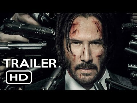 Xxx Mp4 John Wick Chapter 2 Official Trailer 1 2017 Keanu Reeves Action Movie HD 3gp Sex