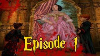 Walkthrough sur Harry Potter et la chambre des secrets - Épisode 1 [PC]