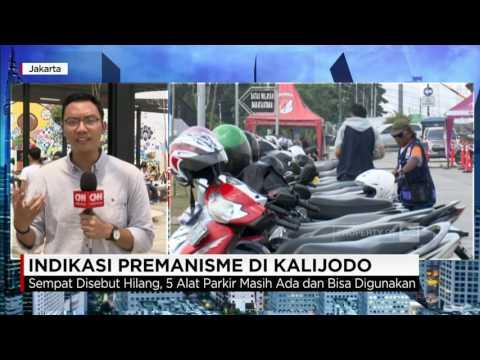 Indikasi Premanisme di Kalijodo, Jakarta
