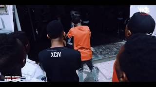 Skales Ft. Harmonize - FIRE WAIST (Official Dance Video BEHIND THE SCENE)Part 1